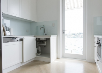 KITCHEN RELOCATION AND NEW EN-SUITE ( Sanivite)