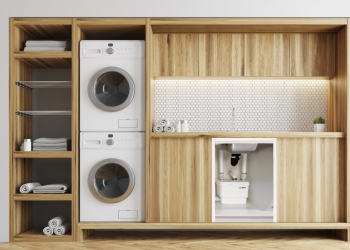 Think your home won't fit a laundry? Think again!