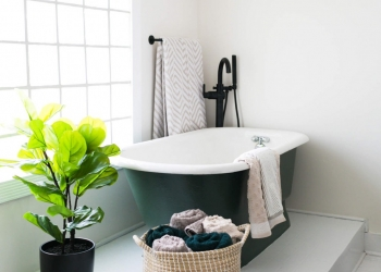 Luxurious bathroom trends for your home
